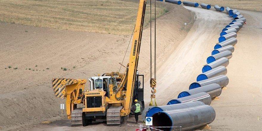Türk Akım doğalgaz boru hattının hükümetlerarası anlaşması onaylandı
