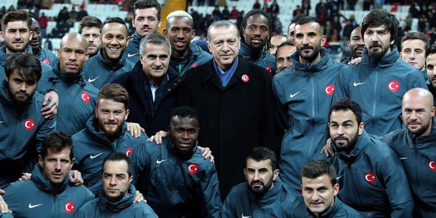 'Şehitlere Saygı Maçı' sonrası Erdoğan'ın isteği