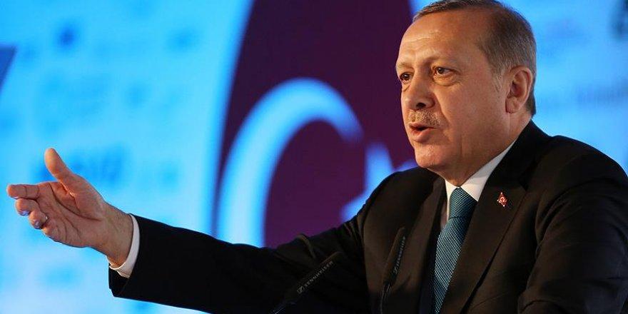 Erdoğan: 15 Temmuz musibeti bize çok önemli dersler vermiştir