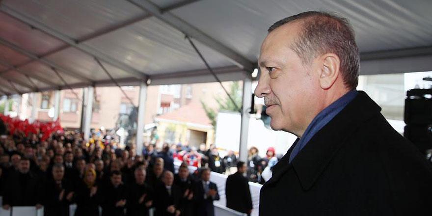 Cumhurbaşkanı Erdoğan: El Bab'ta işimiz bitiyor