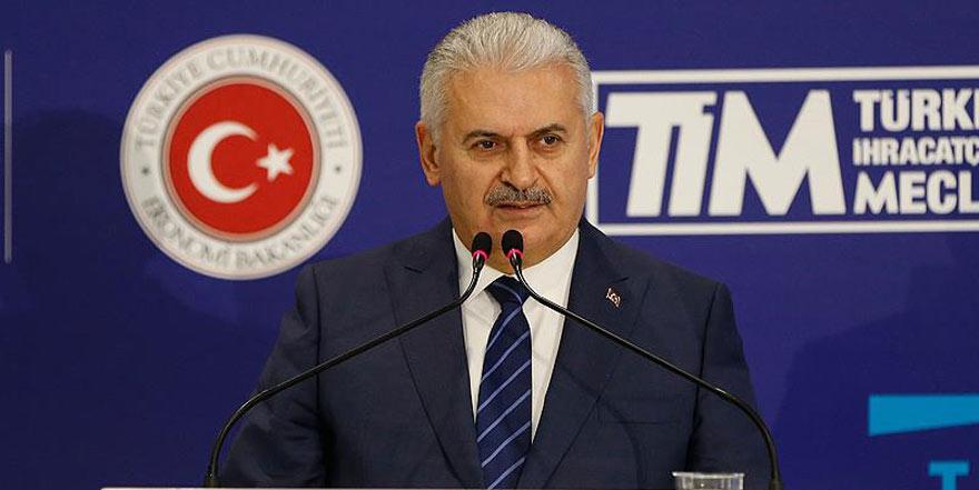 Başbakan Yıldırım: 2017'de Türkiye bambaşka bir konumda olacak