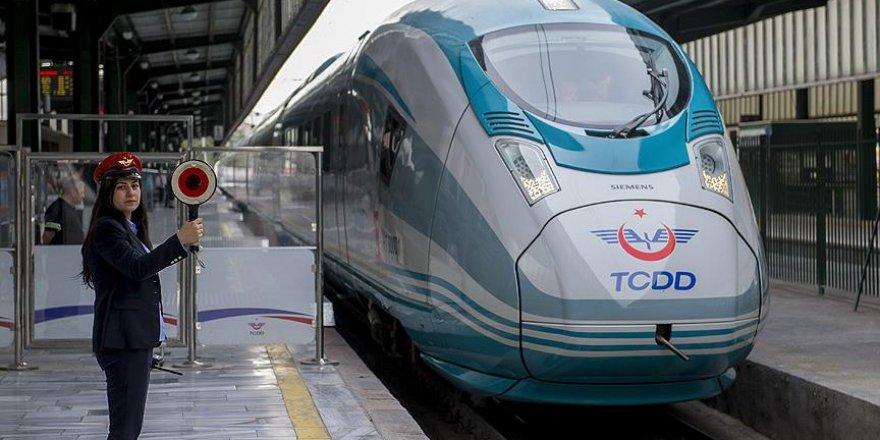 Bakan Arslan: Ankara-İzmir Yüksek Hızlı Tren hattı 3 yıl içinde hizmete sokulacak