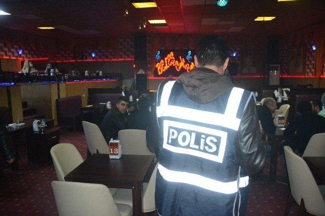 Bar ve gece kulüplerine yönelik asayiş uygulaması hız kesmiyor