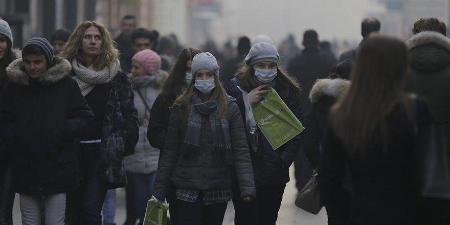 Hava kirliliğine tek-çift plaka önlemi
