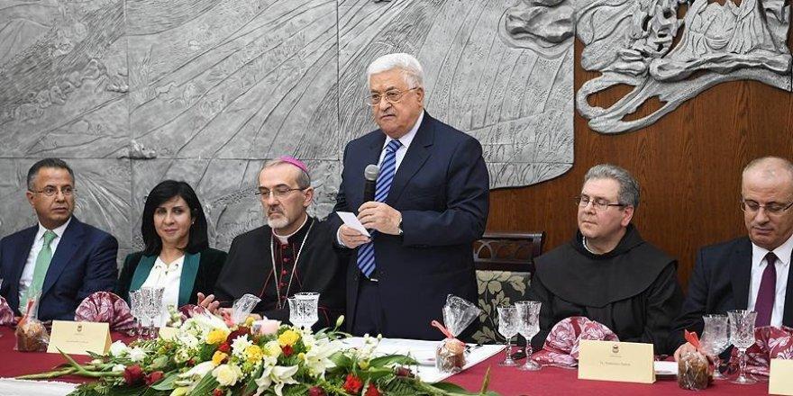 Abbas'dan 'BMGK'deki İsrail tasarısı' yorumu