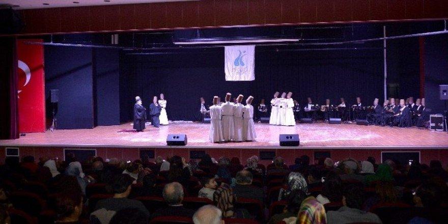 Mersin'de 'Şeb-i Arus' etkinliği