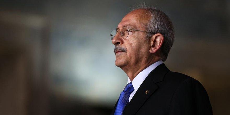 Kılıçdaroğlu: 'Kamer Genç'i özlemle anıyoruz'