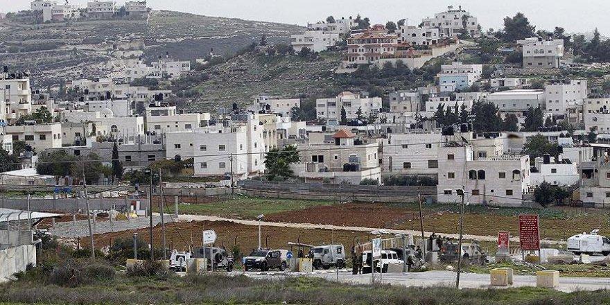 İsrail, BM kararına rağmen Yahudi yerleşim birimi inşa ediyor