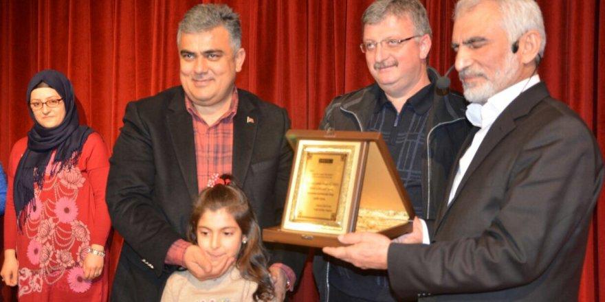 Ereğli'de Mehmet Akif Ersoy Konferansı
