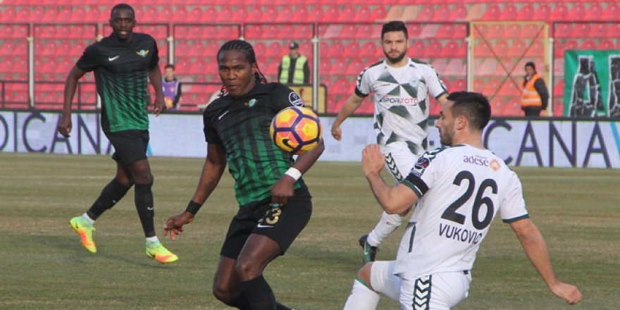 Konyaspor deplasmanda kaybetti! 1-0
