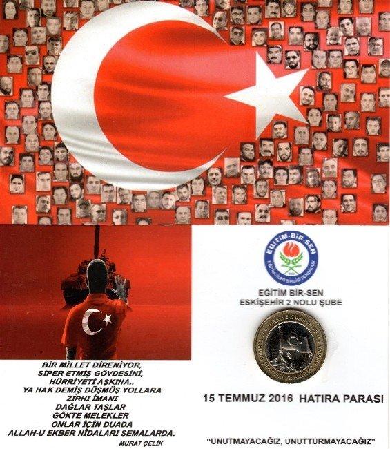 '15 Temmuz Şehitleri ve Gazileri Anısına'
