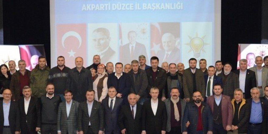 Meclis üyelerine yerel yönetimler semineri
