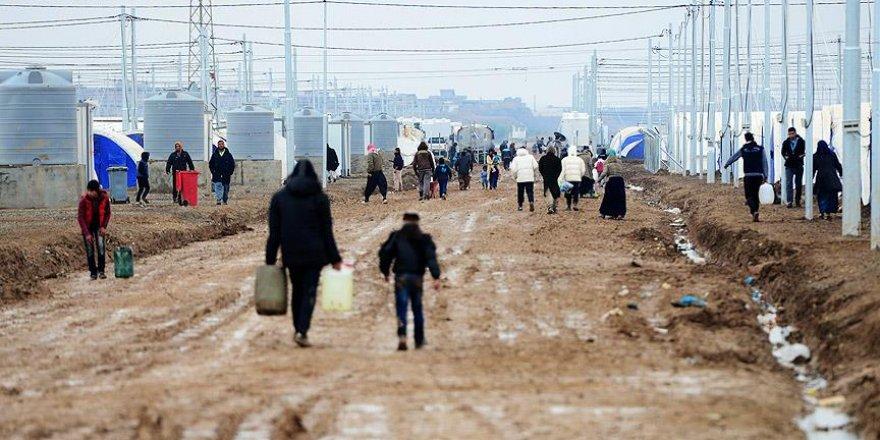 Musul'da 132 bin sivil evini terk etti