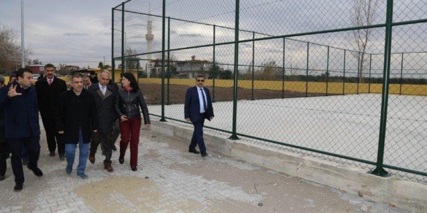 """Çelikcan: """"Yüreğir Adana'nın yeni gözdesi haline geldi"""""""