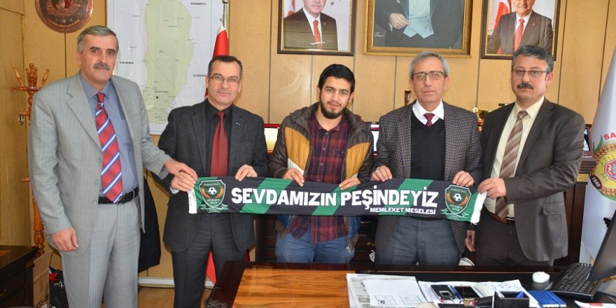 Sarayönü Belediyespor Erkan Çelik'le anlaştı