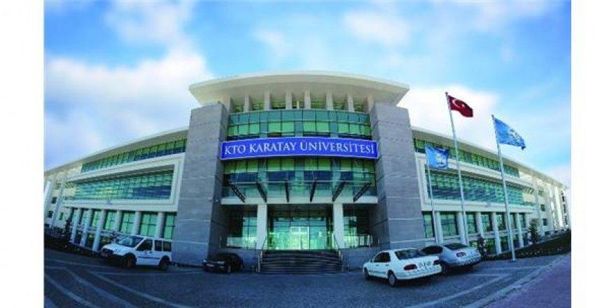 KTO Karatay Üniversitesi de tatil edildi!