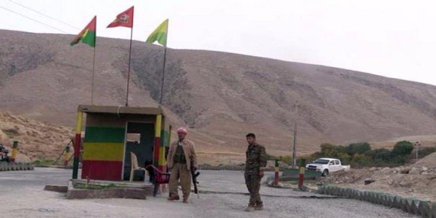İran PKK'nın yardımına koştu!