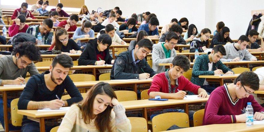 Üniversitelere giriş sınavlarında devrim gibi değişiklikler