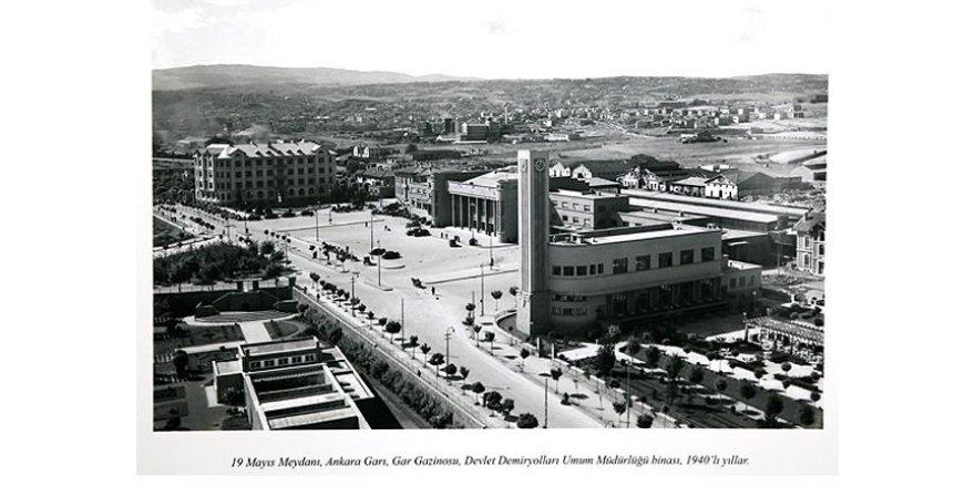 'Ankara 1930-1960 Fotoğraf Sergisi' açıldı