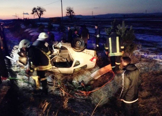 Kazadan 4 gün sonra hayatını kaybetti