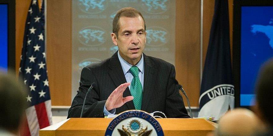 ABD: PKK'nın Sincar'da herhangi bir rolü olmamalı
