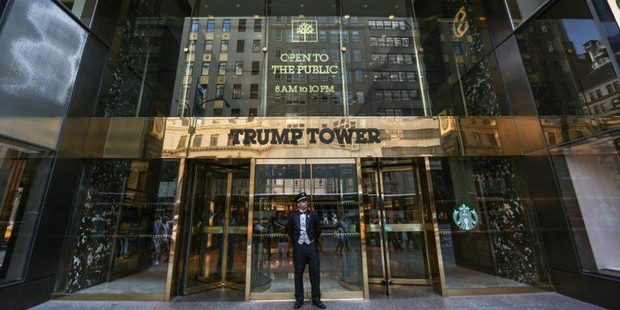 Trump Tower'da şüpheli paket alarmı