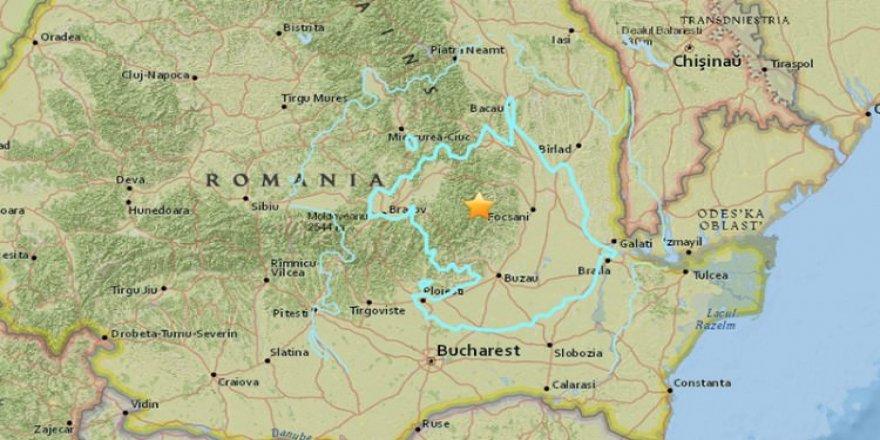 Romanya'da deprem! Kırklareli'den de hissedildi