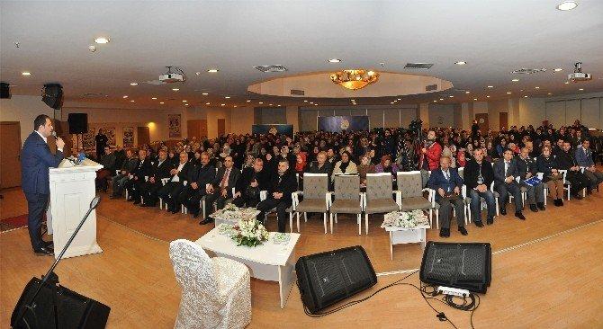 İstiklal Şairi Mehmet Akif Ersoy Gaziosmanpaşa'da anıldı