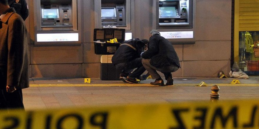 Banka soygunu girişimine 43,5 yıl hapis cezası