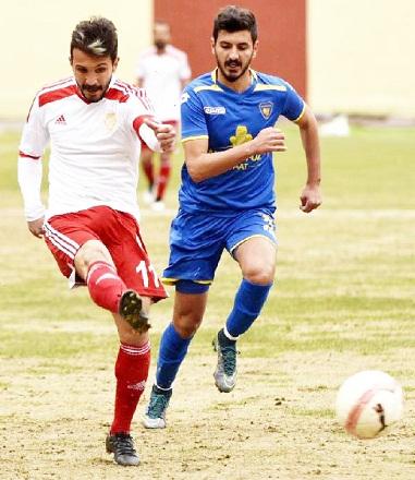 Rakibin golcüsü Ali Özgün