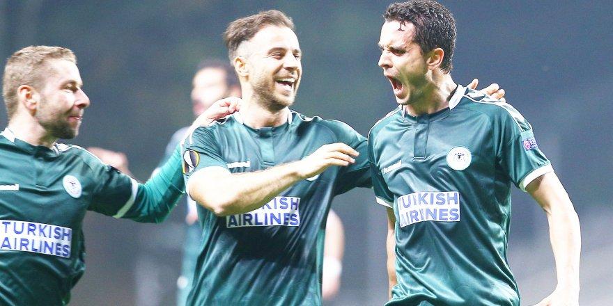 Konyaspor'da 7 oyuncunun sözleşmesi sona erecek