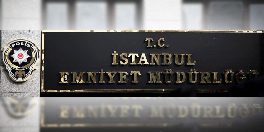 İstanbul Emniyet Müdürlüğünden 'firar' açıklaması