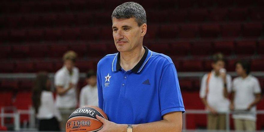 Perasovic: İlk sekiz takım içinde kalmak istiyoruz
