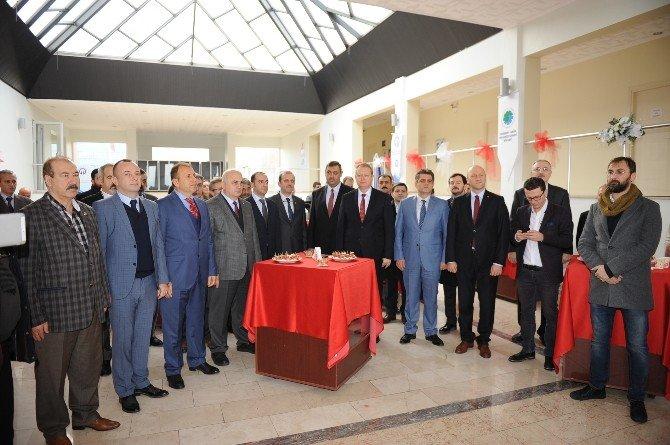 KTÜ Teknoloji Transfer Ofisi Arsin OSB'de açıldı