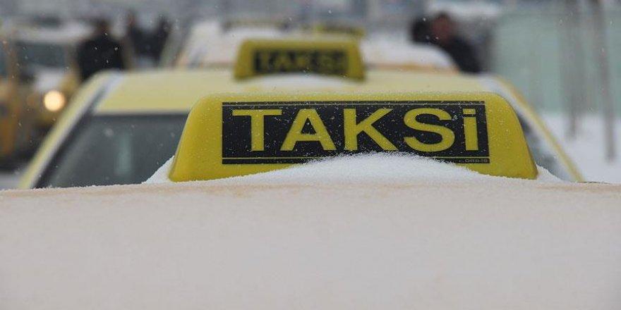 İstanbul'da taksilerde 'kısa mesafe' ücreti belirlendi