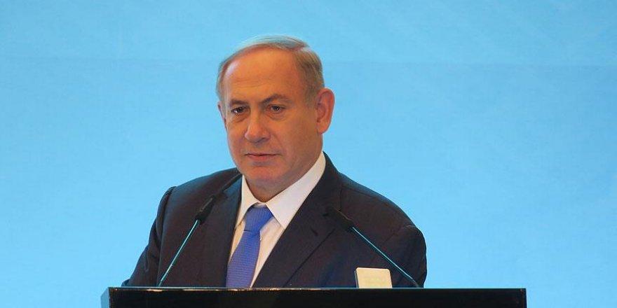 İsrail Başbakanı Netanyahu'dan Kerry'e eleştiri