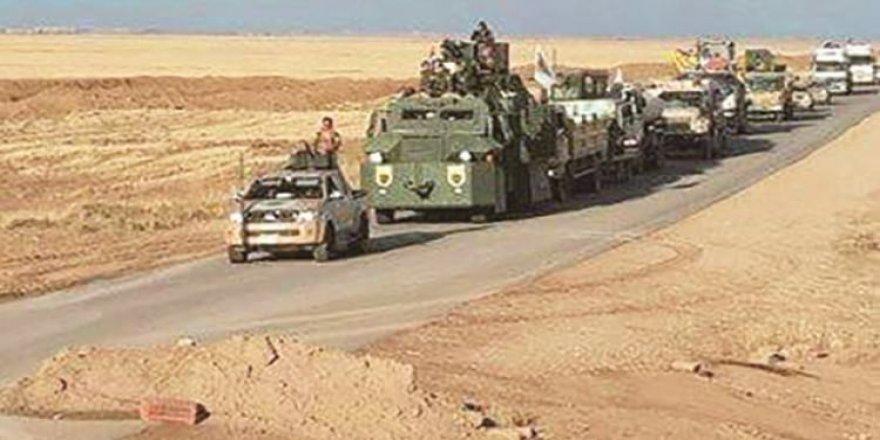 PKK Afrin'den saldıracak!