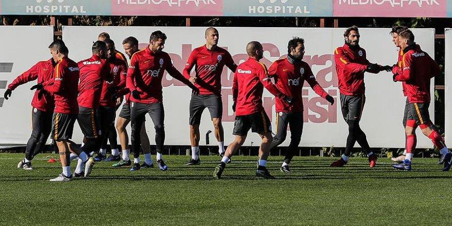 Galatasaray'da tatil başladı