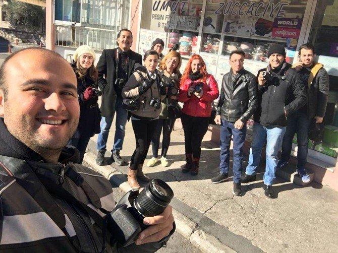Muğla'nın fotoğraf gönüllüleri