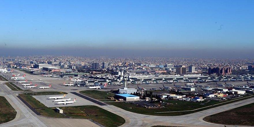 Atatürk Havalimanında seferler yüzde 25 azaltılacak