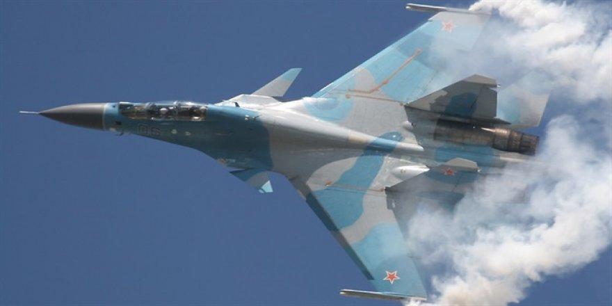 TSK: Rusya El Bab'da DEAŞ'ı vurdu 12 terörist etkisiz hale getirildi