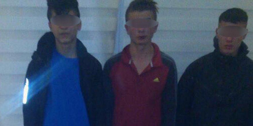 Adana'da 3 kişi, el yapımı bomba yaparken yakalandı