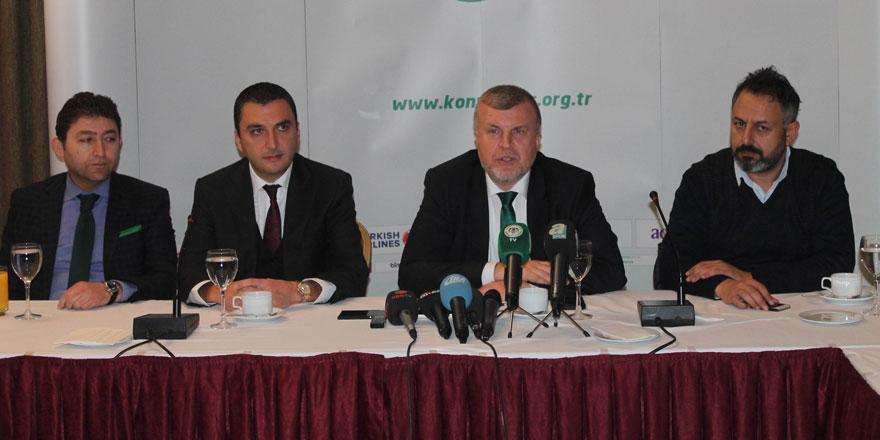 Konyaspor Başkanı Ahmet Şan borcun ne zaman biteceğini açıkladı