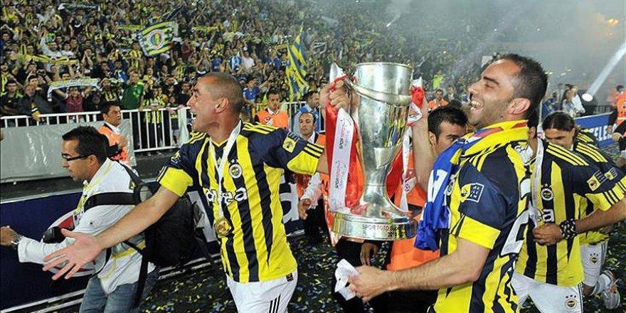 Fenerbahçe futbolda kupaya hasret