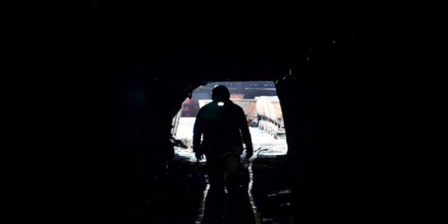 Kömür madeninde göçük: 5 ölü, 40 kişi mahsur