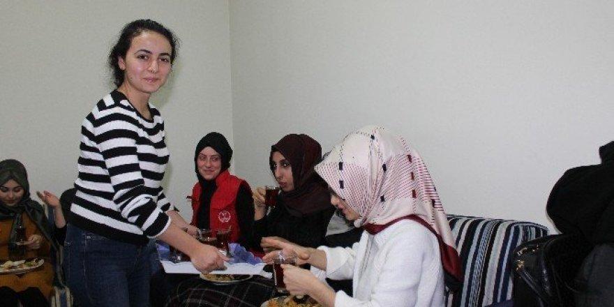 Trabzon'da gençler çaya geliyor