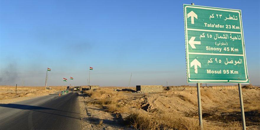 'PKK Sincar'dan çekiliyor'