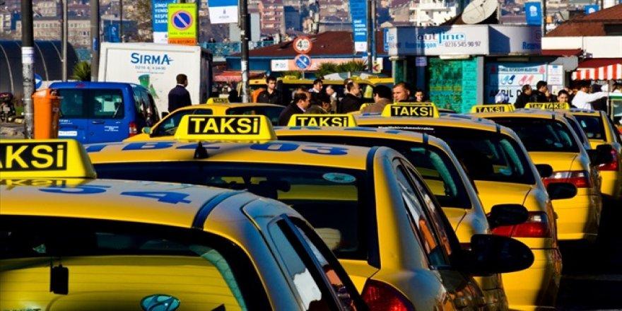 Takside İstanbulkart dönemi
