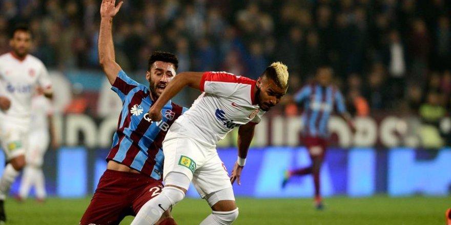 Trabzonspor için 2016 'kabus' gibi geçti
