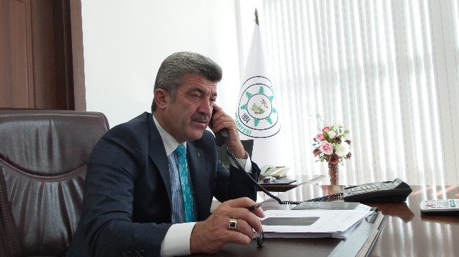 """Başkan Yiğit; """"Yığılca Belediyesi olarak başarılı bir yılı geride bıraktık"""""""